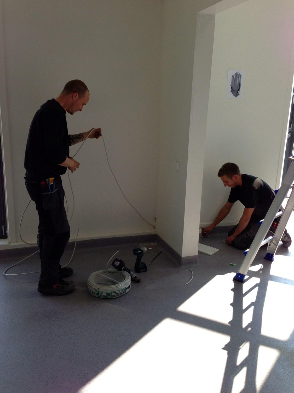 Elektriker i Odense ✓ Stor erfaring ✓ Alt el arbejde